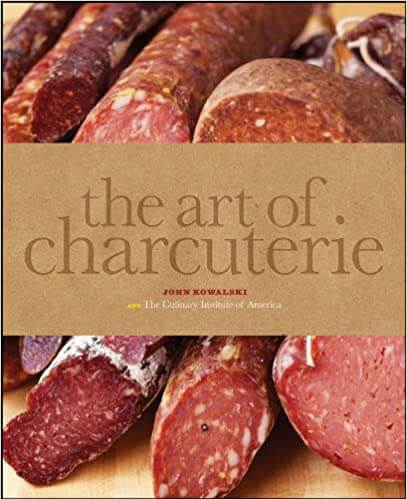 1. The Art of Charcuterie, by The Culinary Institute of America